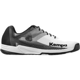 Kempa - Wing 2.0 Indoor Shoes Men white black