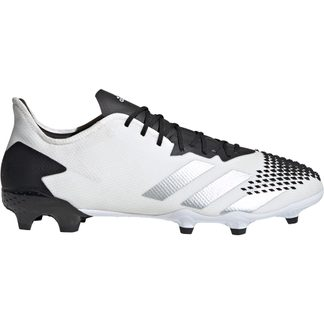 adidas - Predator Mutator 20.2 FG Football Shoes Men footwear white silver metallic core black