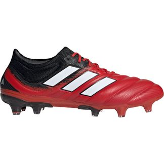 adidas - Copa 20.1 FG Football Shoes Men active red footwear white core black