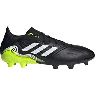 adidas - Copa Sense.2 FG Football Shoes Men core black footwear white solar yellow