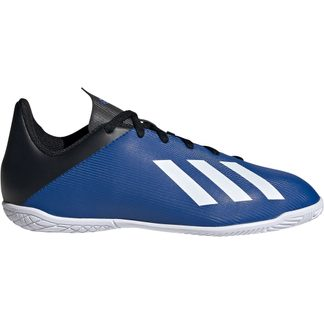 adidas - X 19.4 IN Football Shoes Boys team royal blue footwear white core black