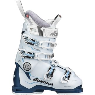 Nordica - Sportmachine 75 X W Women black white fucsia