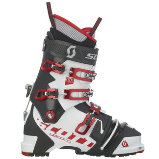 Scott - Boot Voodoo NTN white black