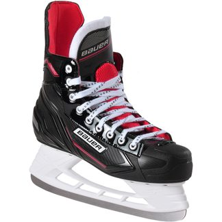 Bauer - NSX Senior Ice Skate black red