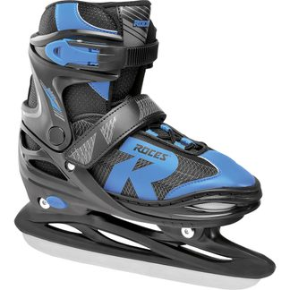 Roces - Jokey Ice 2.0 Ice Skates Kids black astro blue