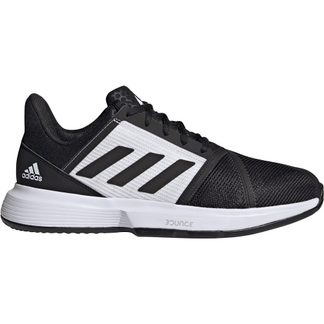 adidas - CourtJam Bounce Clay Tennis Shoes Men core black