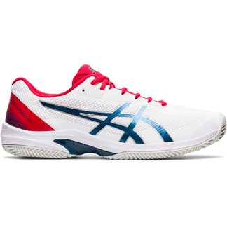 ASICS - Court Speed FF Clay Tennis Shoes Men white mako blue