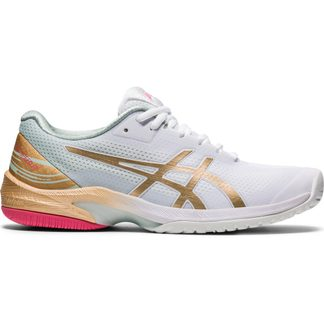 ASICS - Court Speed FF L.E. Tennis Shoes Women white champagne