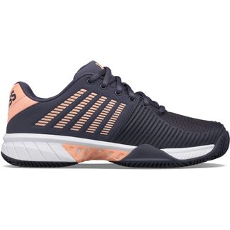 K-Swiss - Express Light 2 HB Tennisschuhe Damen graystone peach nectar white