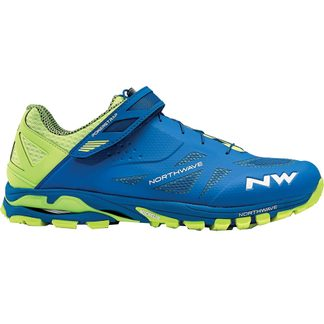 Northwave - Spider II Herren blue yellow