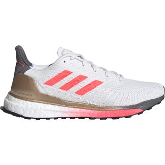 adidas - Solarboost ST 19 Running Shoes Women crystal white signal pink copper metallic