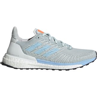 adidas - Solarboost ST 19 Running Shoes Women blue tint glow blue solar orange