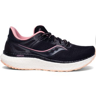 Saucony - Hurricane 23 Running Shoes Women black rosewater