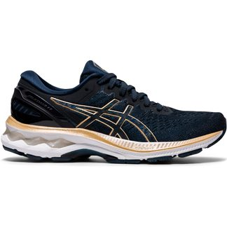 ASICS - Gel-Kayano 27 Running Shoes Women french blue champagne