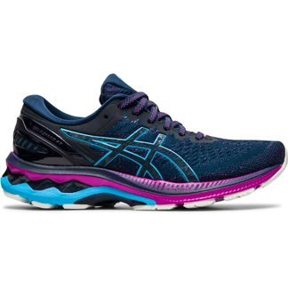 ASICS - Gel-Kayano 27 Running Shoes Women french blue digital aqua