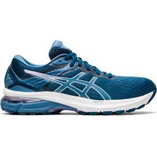 ASICS - GT-2000 9 Running Shoes Women mako blue grey floss