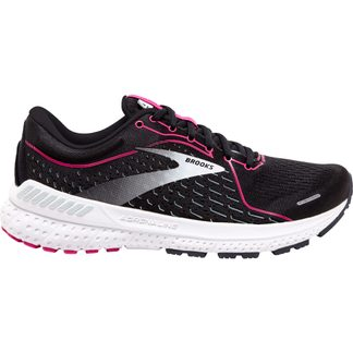 Brooks - Adrenaline GTS 21 Running Shoes Women black raspberry sorbet ebony