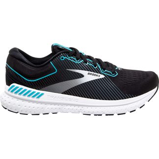 Brooks - Transcend 7 Running Shoes Women black ebony blue bird