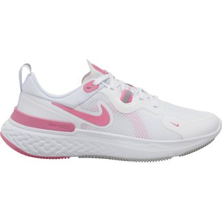 Nike - React Miler Running Shoes Women white pink glow photon dust
