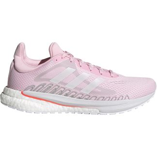 adidas - SolarGlide Shoes Women fresh candy footwear white silver metallic