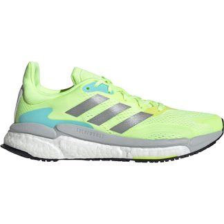 adidas - Solarboost 3 Laufschuhe Damen hi-res yellow silver metallic dash grey