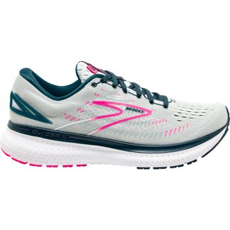 Brooks - Glycerin 19 Laufschuhe Damen ice flow navy pink