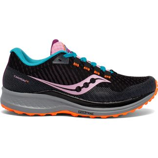 Saucony - Canyon TR Trail Running Shoes Women future black