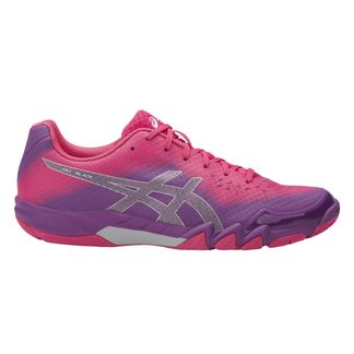ASICS - Gel-Blade 6 W indoor shoes women rouge red