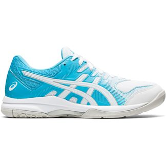 ASICS - Gel-Rocket 9 Hallenschuhe Damen white aquarium