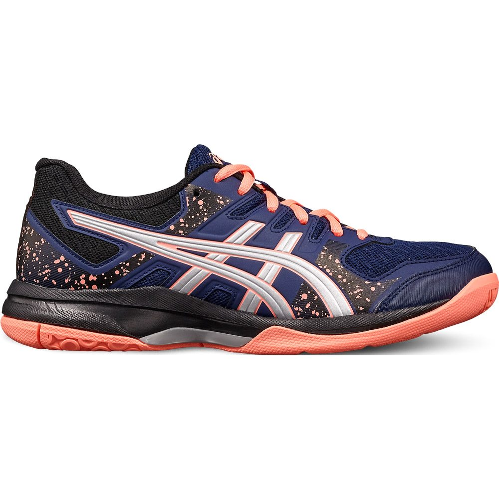 ASICS - Gel-Flare 7 Indoor Shoes Women blue expanse silver