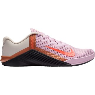 Nike - Metcon 6 Training Shoes Women light arctic pink hyper crimson