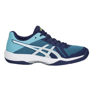 ASICS - Gel-Tactic Indoor Shoes Women indigo blue silver
