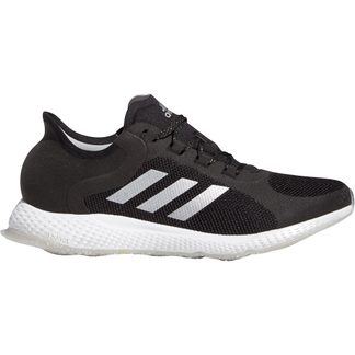 adidas - FocusBreatheIn Running Shoes Women core black silver metallic footwear white
