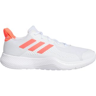 adidas - FitBounce Trainers Women footwear white signal pink core black