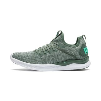 Puma - Ignite Flash evoKNIT Fitness Shoes Woman laurel wreath quarry green