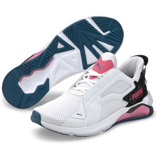 Puma - LQDCELL Method Wn's Fitness Shoes Women puma white puma black luminous pink