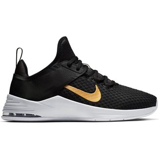 Nike - Air Max Bella TR 2 Training Shoes Women black metallic gold