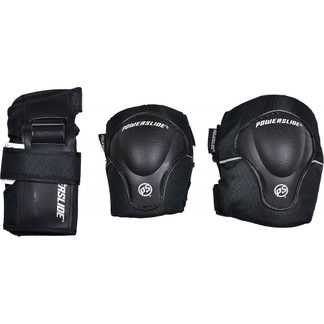 Powerslide - Protection Set Kids black