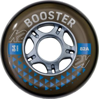 K2 - Booster 84 mm Wheel Pack black