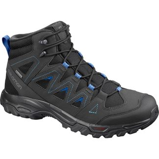 Salomon - Lyngen Mid GTX® Herren black phantom lapis blue