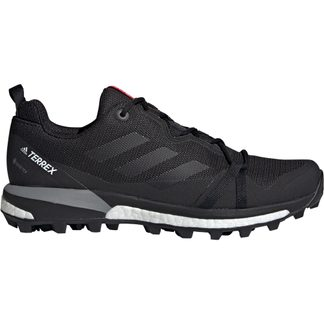 adidas - Terrex Skychaser LT GTX Shoes Women carbon core black active pink