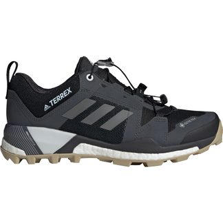 adidas - Terrex Skychaser XT Gore-Tex Hiking Shoes Women core black halo blue halo silver