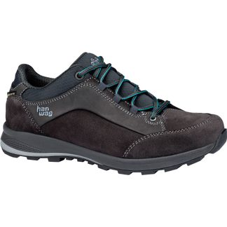 Hanwag - Banks Low Lady GTX Women asphalt ocean