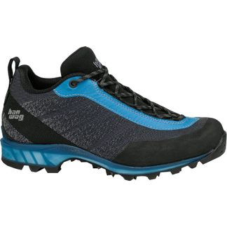 Hanwag - Ferrata Low Lady GTX Damen asphalt ocean