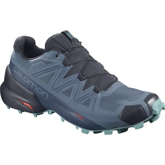Salomon - Speedcross 5 GTX Damen copen blue navy blazer meadowbrook