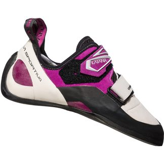 La Sportiva - Kantana Climbing Shoe Women white purple