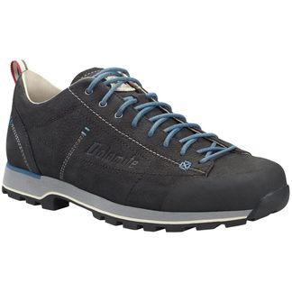 Dolomite - Cinquantaquattro Low Leather Herren nero
