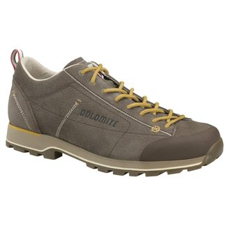 Dolomite - Cinquantaquattro Low Leather Men testa di moro