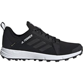 adidas - Terrex Speed GTX Trail Running Shoes Men core black footwear white