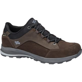 Hanwag - Banks Low GTX Herren mocca black